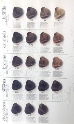 Tintes de cabello stereo color